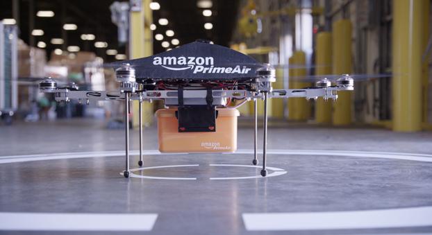 drone per amazon prime
