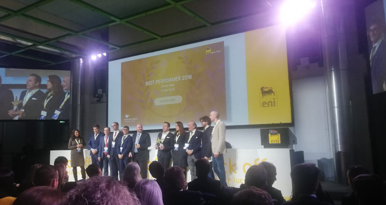ComparaSemplice.it è Web Sales Best Performer 2018 per Eni ...