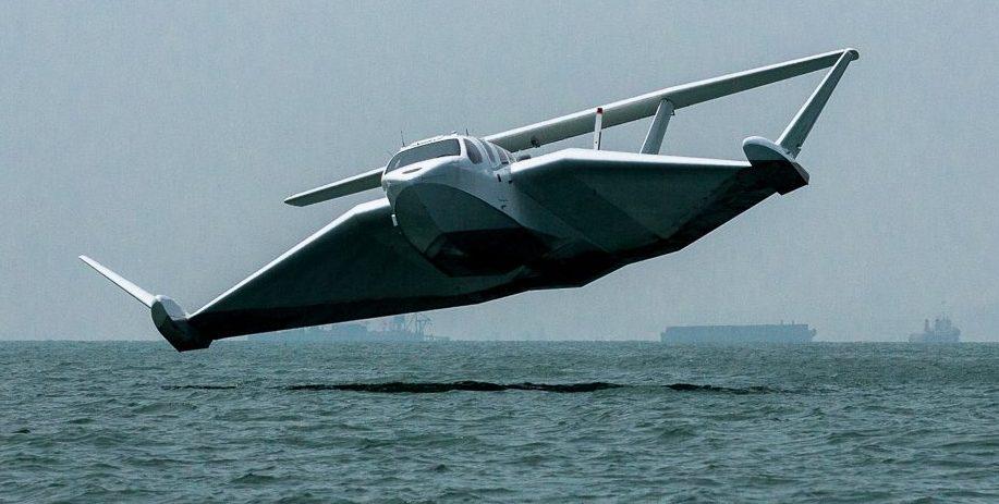 """AirFish 8: il """"traghetto volante"""" che rivoluziona i tras..."""